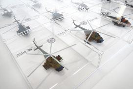 Model oświetleniowego urządzenia lotniskowego Stella, WCBKT, skala 1:10