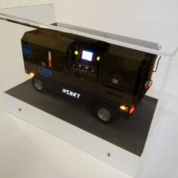 Model urządzenia rozruchowego LZHN dla WCBKT